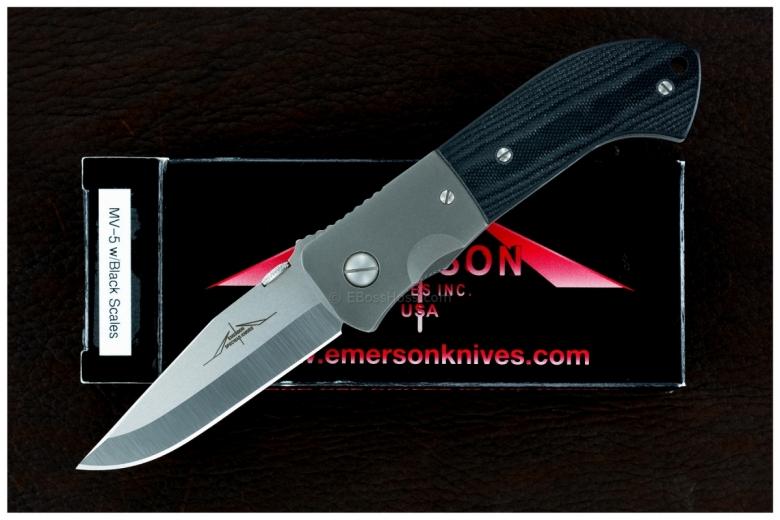 Ernie Emerson Custom MV-5 (aka Viper 5)