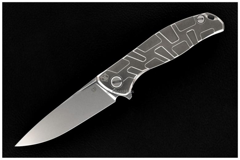 Sergey Shirogorov Custom Division Mod 95 SRRBS Flipper