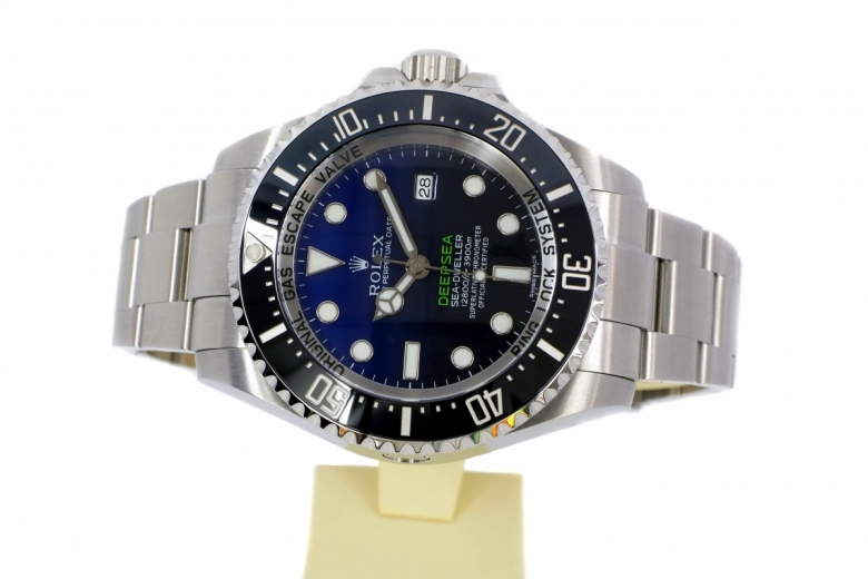 Rolex DEEPSEA SEA-DWELLER Deep-Blue 116660 BLSO