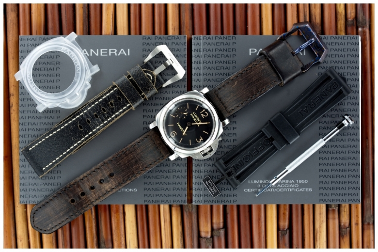 Panerai (Officine Panerai) 422 LUMINOR MARINA 1950 3 DAYS PAM00422