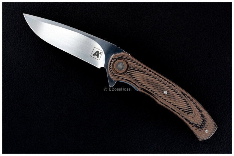 A2 Knives (by Andre Thorburn & Andre Van Heerden) Model A4 Flipper