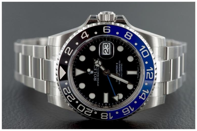 "Rolex GMT Master II 116710 BLNR - ''Batman"""