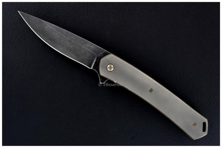 Jens Anso - Lucas Burnley Collab Custom Zetta Flipper