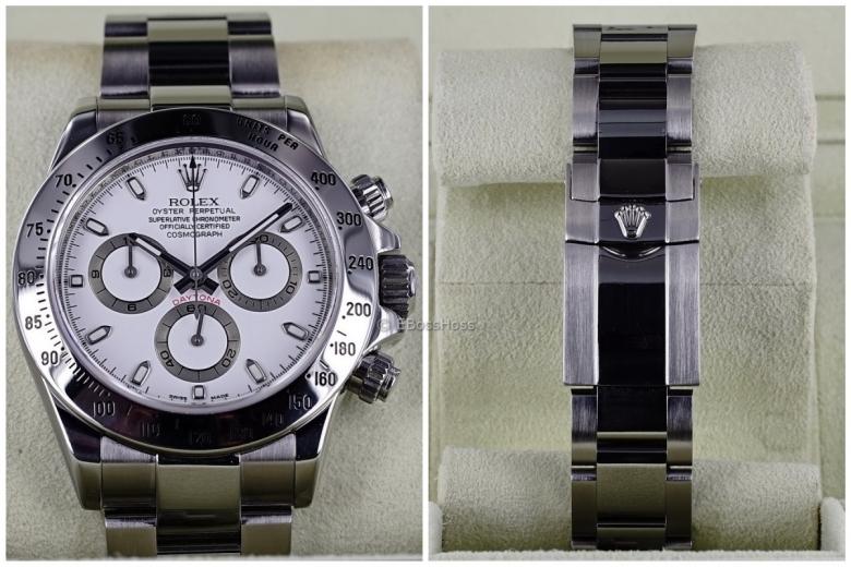 Rolex SS Daytona - Ref 116520