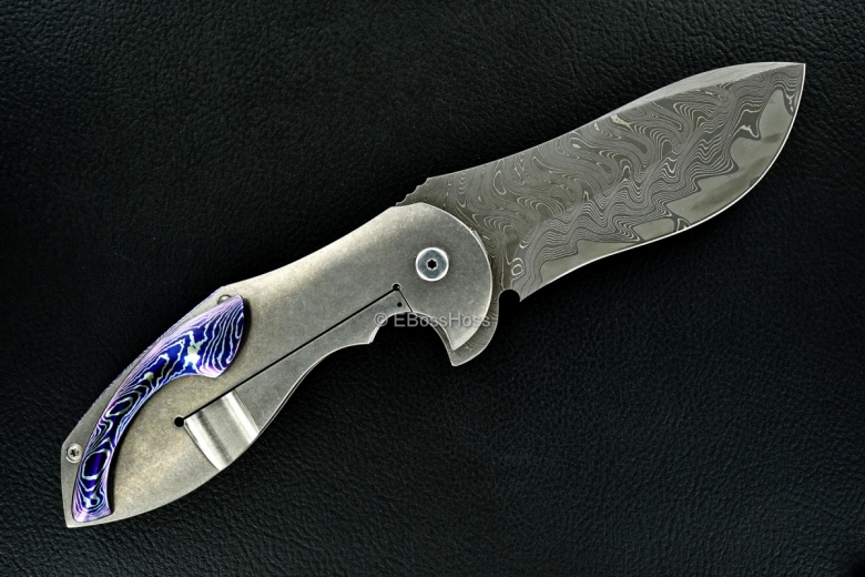 Jeremy Marsh Custom Melancholy XL Flipper