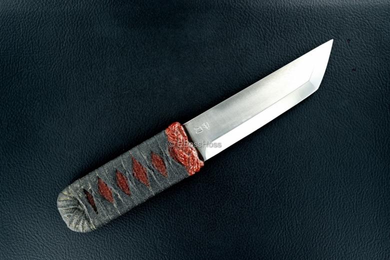 Phill Hartsfield Custom Cord-wraped Kwaiken