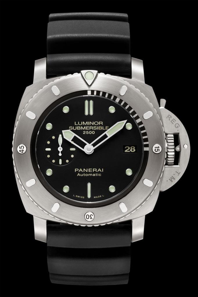 Panerai 364 LUMINOR Submersible 1950  47MM PAM00364