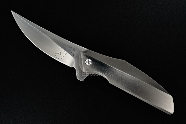 Jeremy Marsh Custom Tempest Framelock Flipper