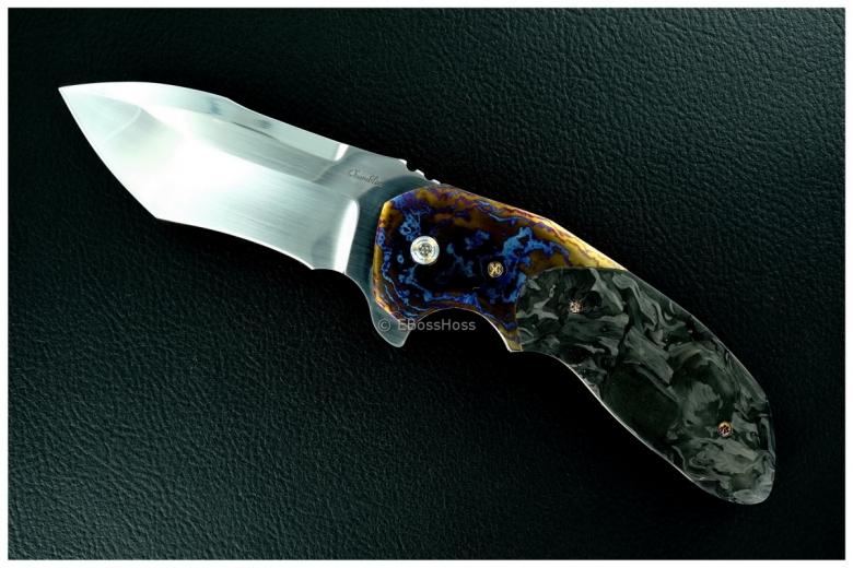 Joel Chamblin Custom Deluxe Uprising Flipper