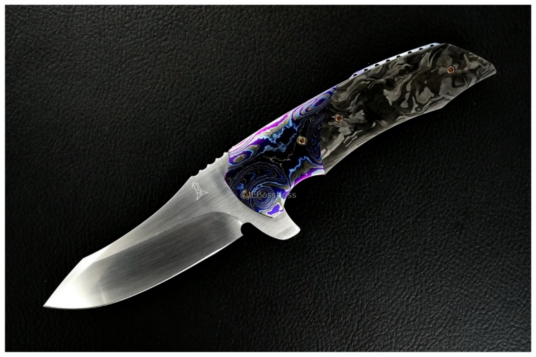 Jeremy Marsh Custom Deluxe Roxstar Flipper