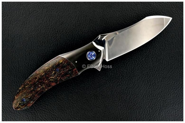 Peter Martin Deluxe Custom QSB LEFTY Flipper