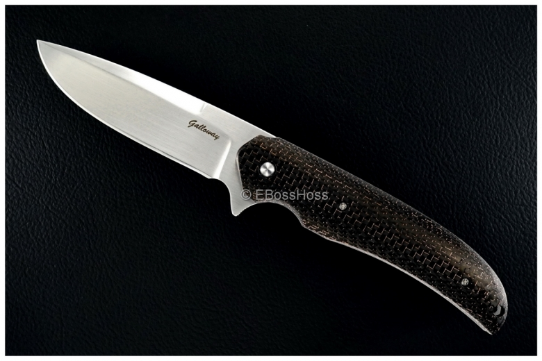 Daniel Galloway Custom Stingray Flipper