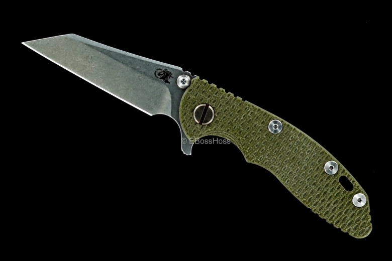Rick Hinderer 3-inch XM-18 Wharcliffe Flipper