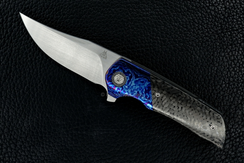 WR Bladeworks (Walter Randolph) Custom Deluxe Mini Wyvern Flipper