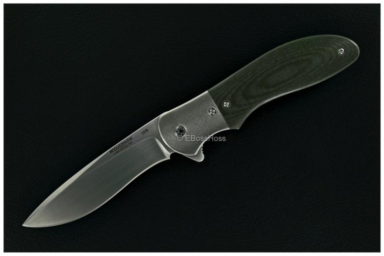 Phil Boguszewski Custom Cobra Flipper