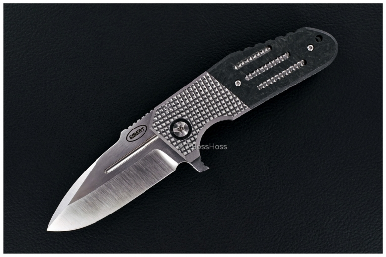 Shane Sibert Custom Bolsterlock Mini Pocket Rocket