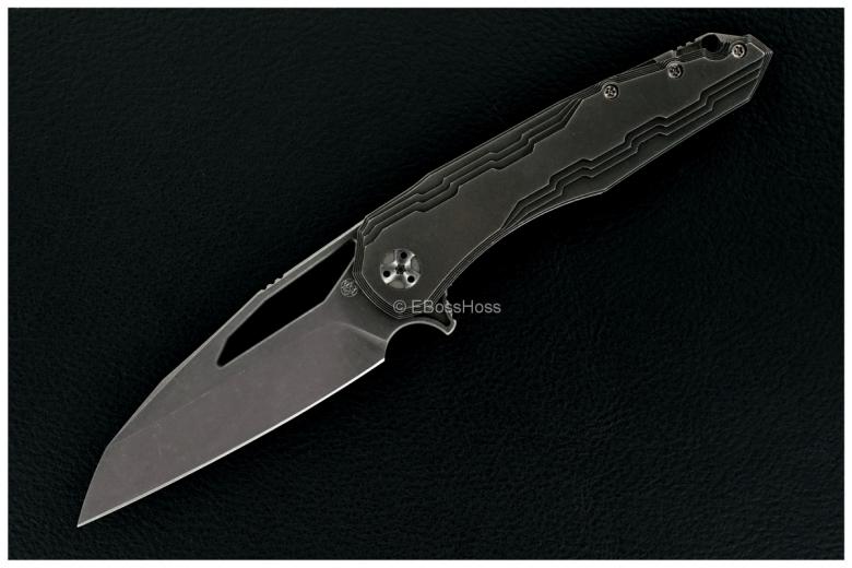Deryk Munroe Custom Sigil MK4 Flipper
