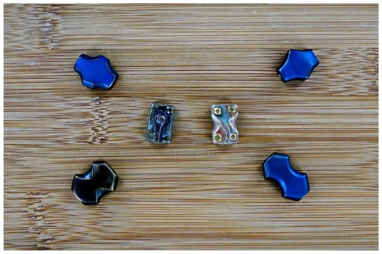 Korth Cutlery / Rick Lala Beads