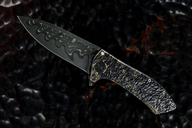 Todd Rexford Custom Deluxe Hot-Hammered Singularity Flipper
