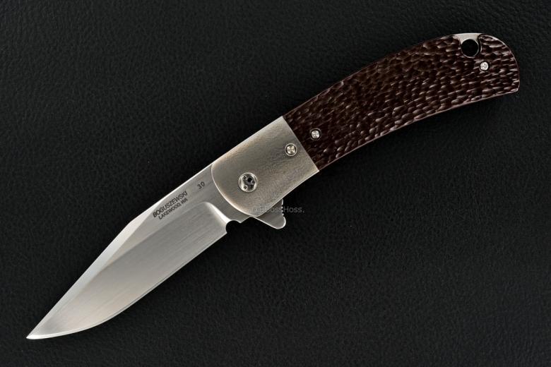 Phil Boguszewski Custom Bolstered Classic Flipper
