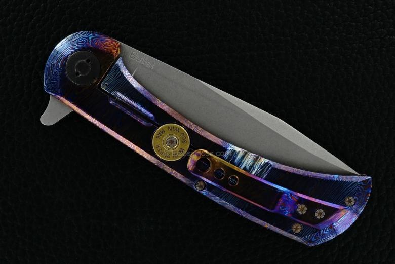 Gudy van Poppel Custom Deluxe Bullet Flipper