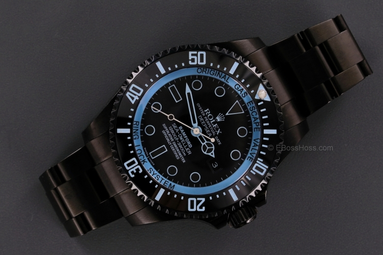ROLEX DEEPSEA SEA-DWELLER 116660 - Bespoke by Bamford Watch Company