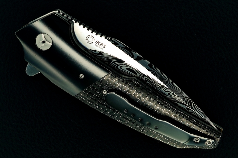 A2 Knives & Tashi Bharucha Custom A6 Premium Flipper Collaboration