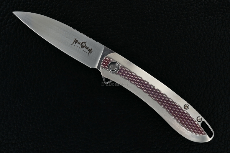 Ken Onion Slacker Midtech Flipper