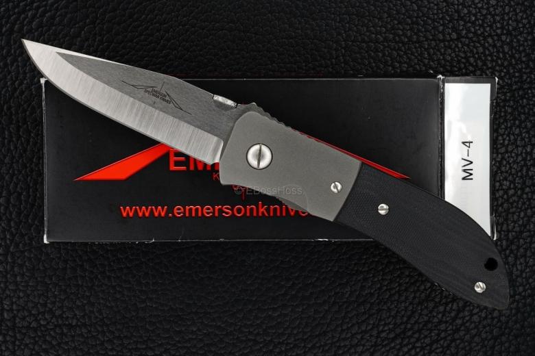 Ernie Emerson Custom MV-4 (aka Viper 4)