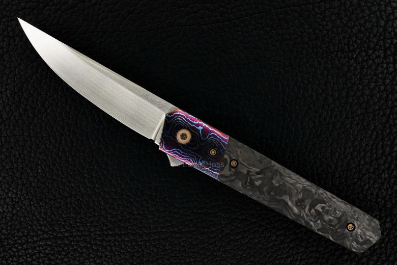 Lucas Burnley Custom Deluxe Kwaiken Flipper