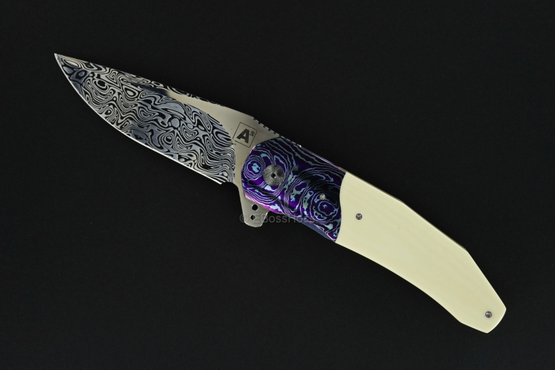 A2 Knives (by Andre Thorburn & Andre Van Heerden) Custom Premium A3 Flipper