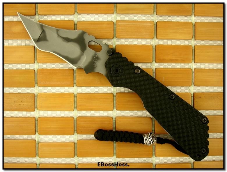 "Mick Strider MSC Custom XL BFF ""Rhino"""