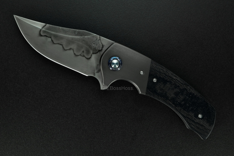 Walter Randolph (WR Bladeworks) Custom Deluxe Wyvern Flipper