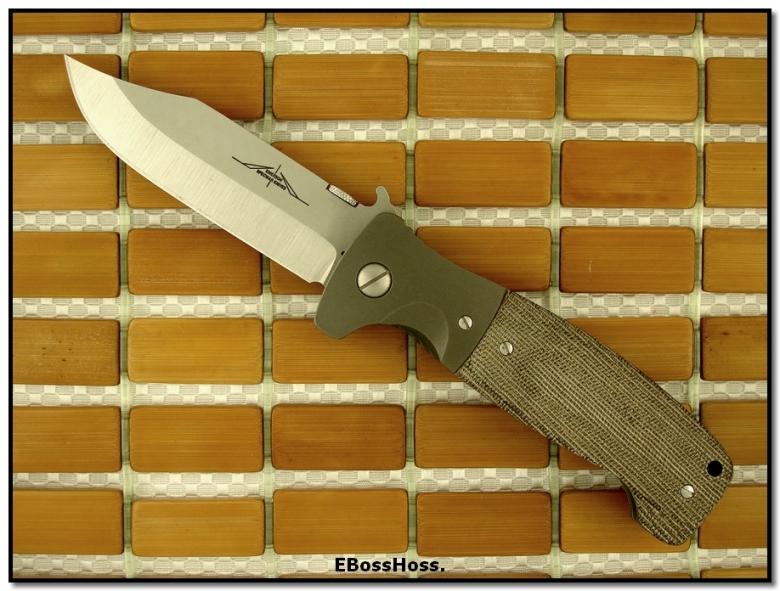 Ernie Emerson CQC-12
