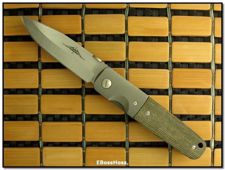Ernie Emerson Custom A-100
