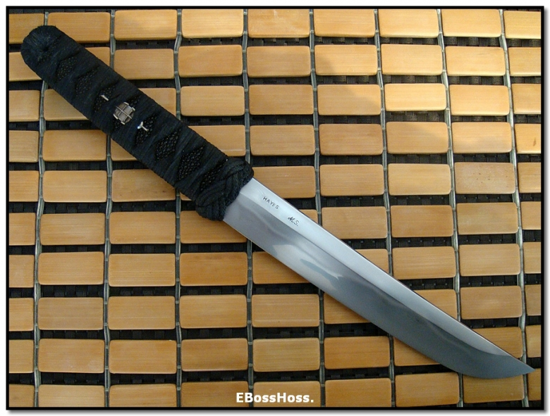 Wally Hayes Forged Tanto