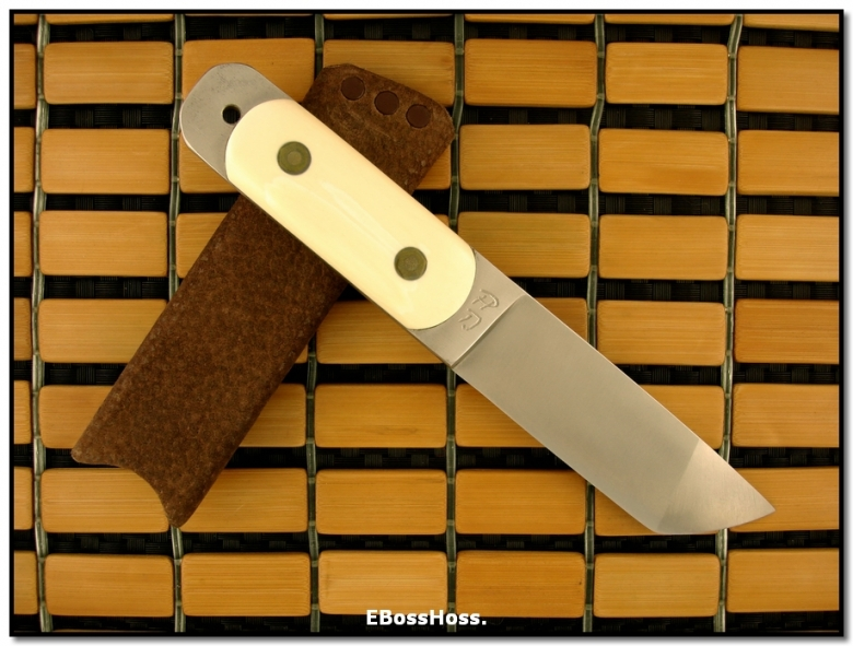 "Phill Hartsfield Ivory Strongboy - 1/4"" Stock"