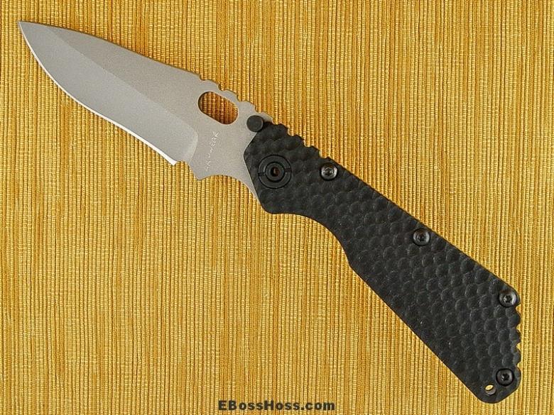 Duane Dwyer DDC Custom SMF - Cru-Wear Steel