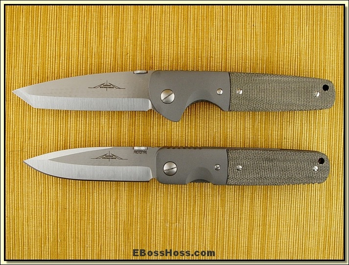Emerson A-100 and Tanto