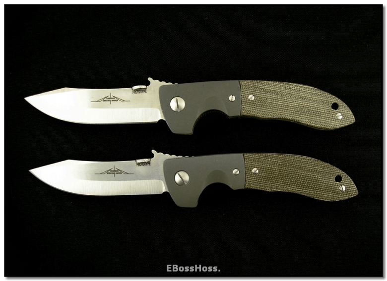 Emerson Mini-8s (aka Horsemans)