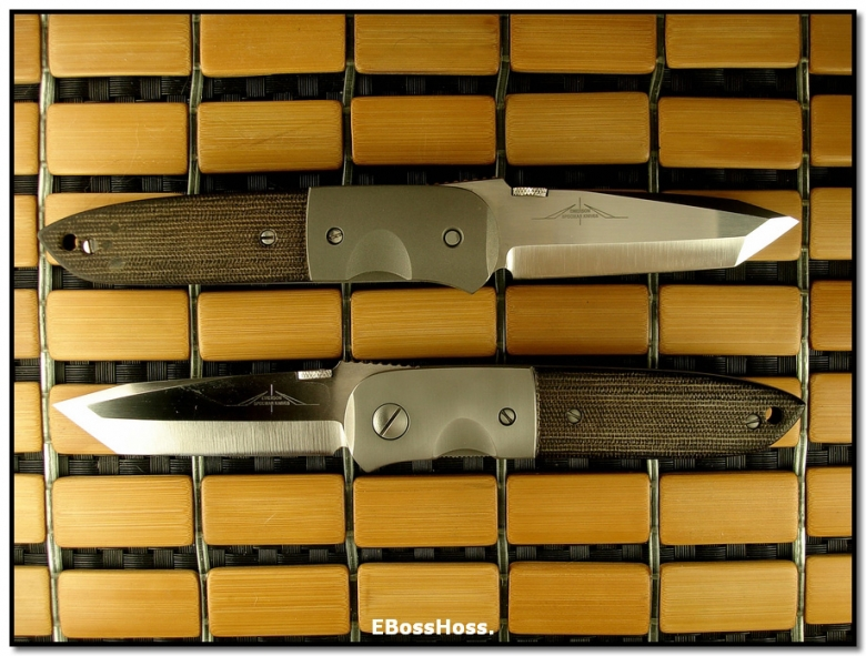 Ernie Emerson Threaded-Bolstered 6s...Both Side Carry