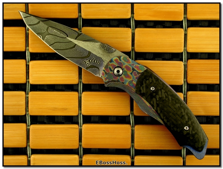 David Broadwell Tactical Folder