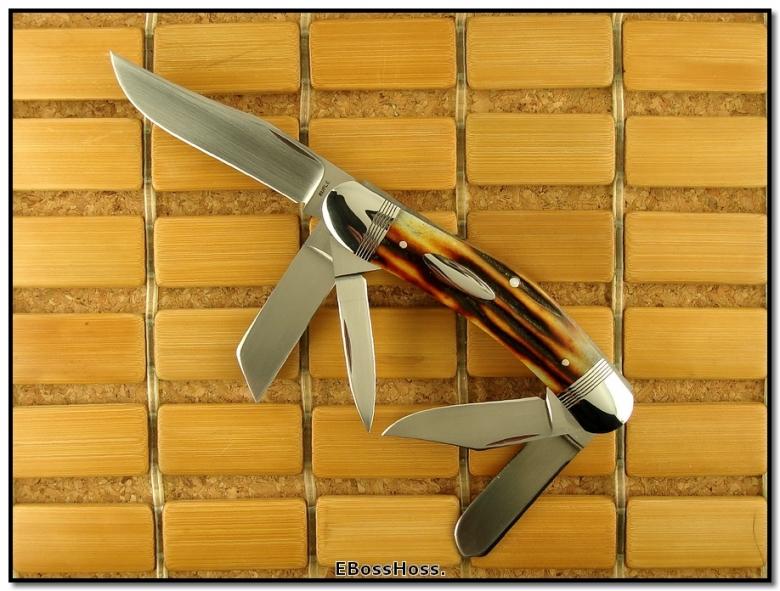 Bill Ruple 5-Blade Sowbelly