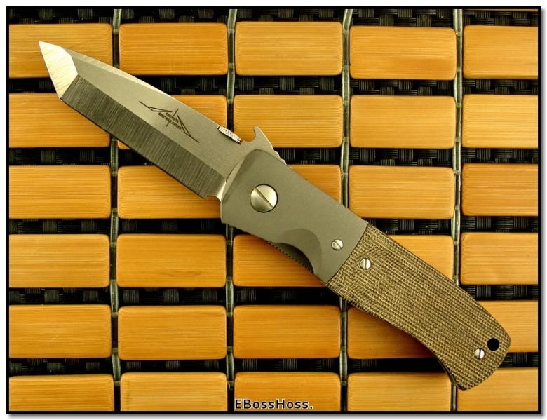 Ernie Emerson CQC-7 w/Wave (930)