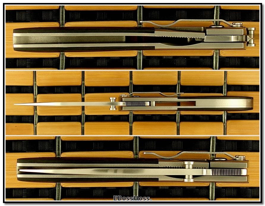Kit Carson Bolsterlock Model 4