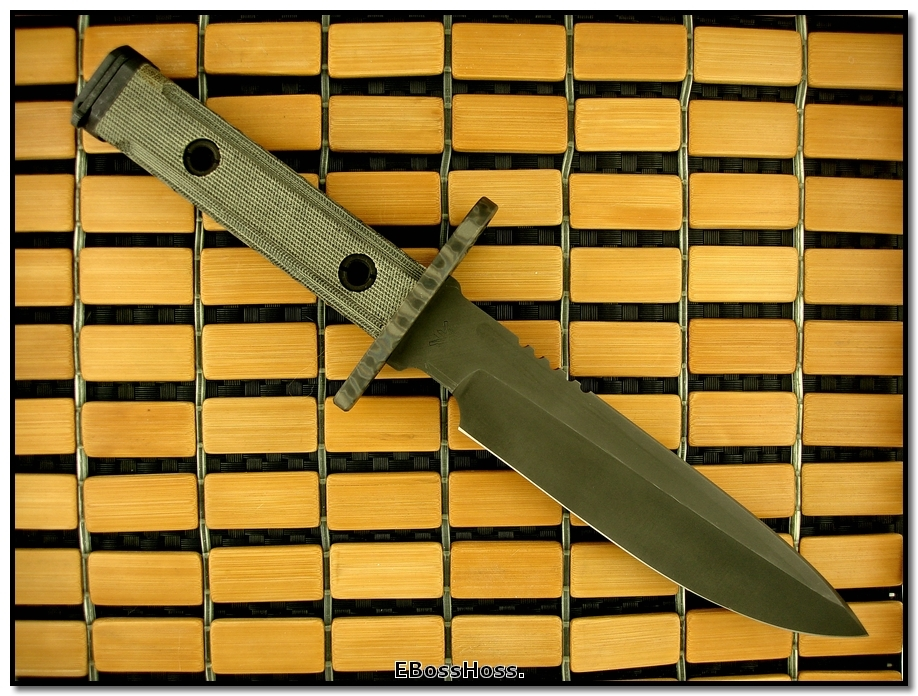 Duane Dwyer Custom Bayonet