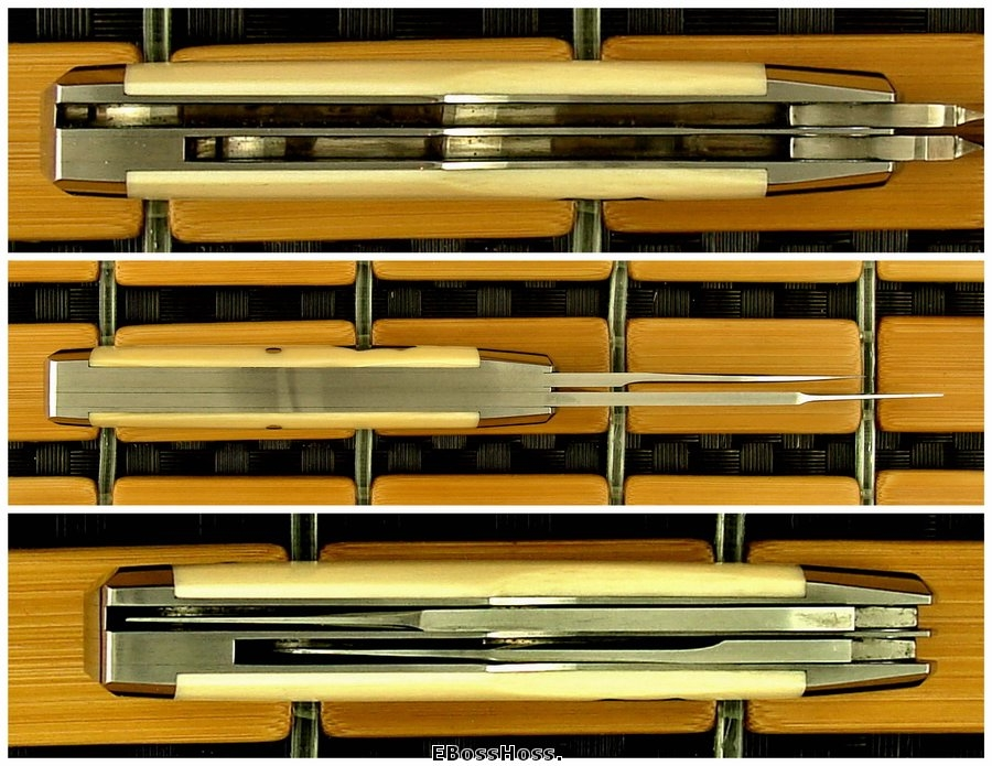 Tony Bose Ivory Gunstock Prototype