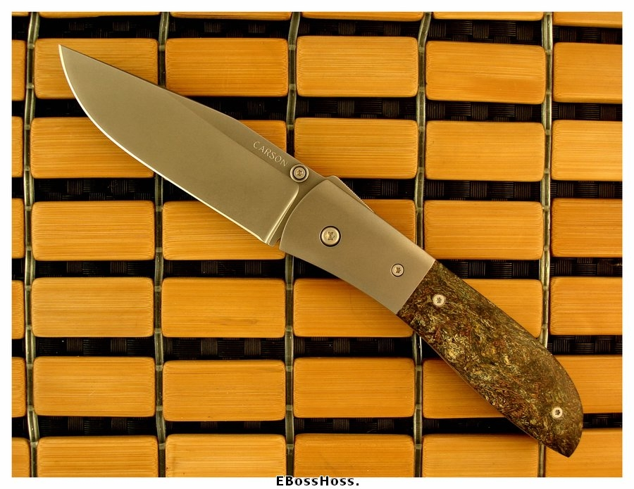 Kit Carson Medium Model 4