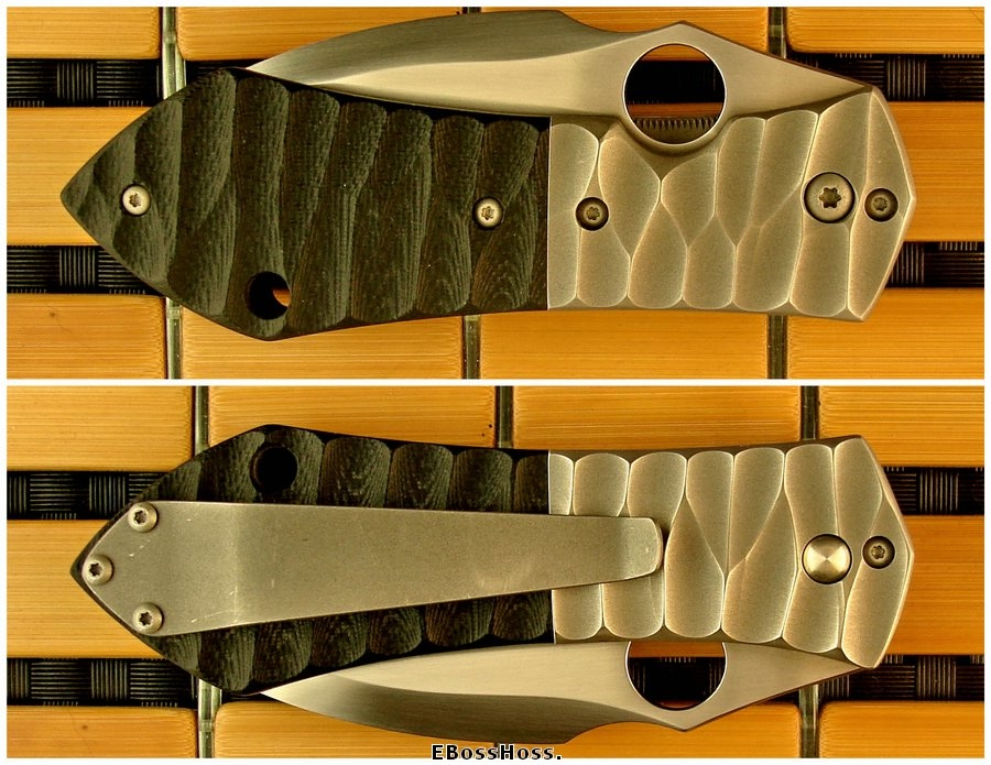 Jens Anso Deluxe Bolstered 67