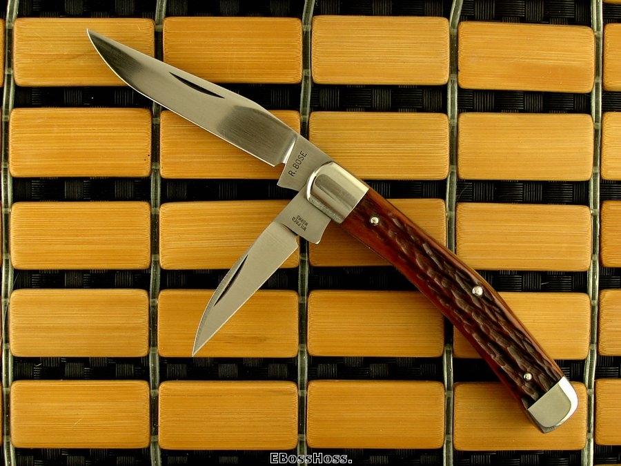 R. Bose Early Custom Trapper